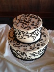 Summer Wedding Cakes 2013